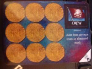 Pirates Davy Jones/' Curse #122 Cannoneer The Cursed Pocketmodel NrMint-Mint
