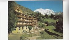 BF28982 hotel alpenrose wengen switzerland   front/back image
