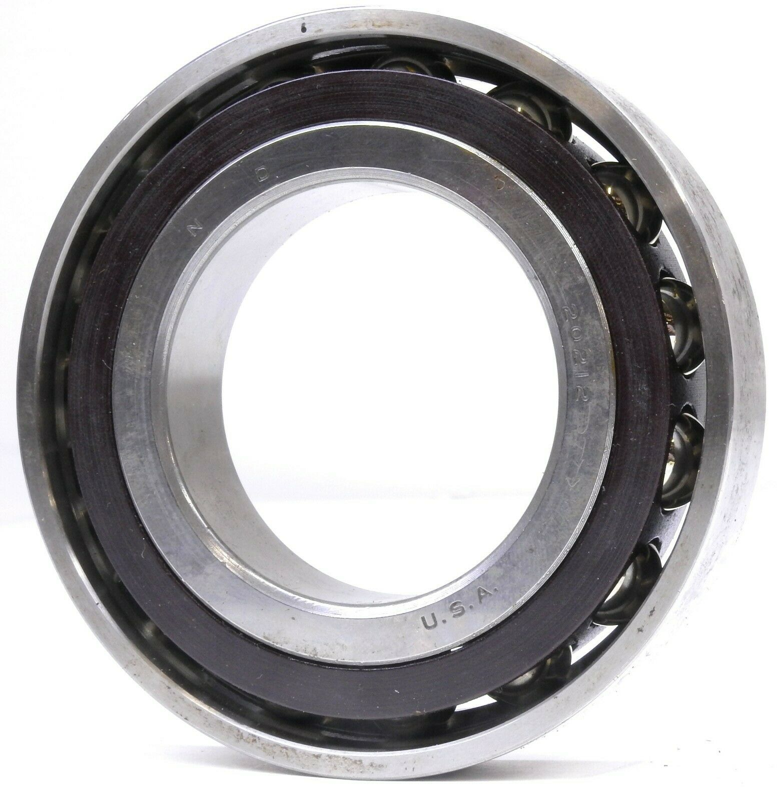 ND NEW DEPARTURE 20212 angular contact Ball Bearing