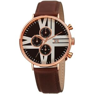 August-Steiner-AS8212RGB-Month-Day-Date-GMT-Dial-Leather-Strap-Mens-Watch