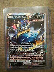 Carte-Pokemon-Engloutyran-GX-63-111-Invasion-Carmin