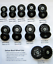 Replacement-Luggage-Inline-Skate-Wheels-Set-of-2-FREE-SHIPPING-from-USA thumbnail 14