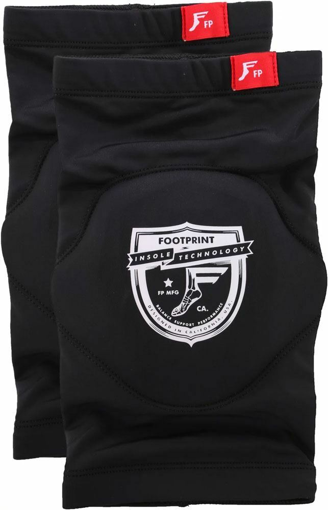 Footprint Shield Logo Low Profile Knee Sleeve Predection Pads - S XL