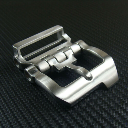 Stainless Steel Belt Pin Buckle Men/'s Belt Buckles for 1.5 inches 38mm Belt