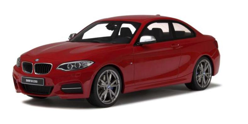 GT Spirit  escala BMW M235i-Rojo