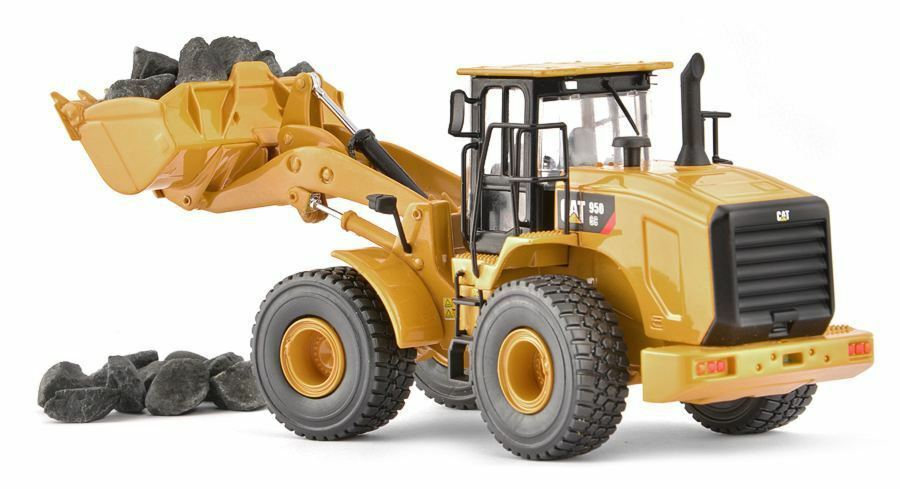 SUPERB TONKIN REPLICAS 1 50 DIECAST CAT CATERPILLAR 950 GC WHEEL LOADER TR10010