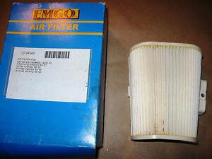 Yamaha Virago Air Filter Cleaner Element XV700 XV750 XV1000 XV1100 XV NEW 84-99