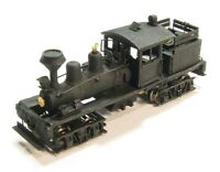 N Scale Class B, 30-40 Ton Shay Locomotive Kit By Showcase Miniatures (5006)