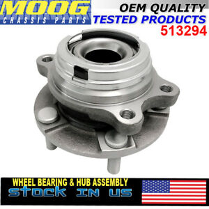 Note: RWD 2-Wheel ABS 2001 fits Dodge Dakota Front Wheel Bearing and Hub Assembly One Bearing Included with Two Years Warranty