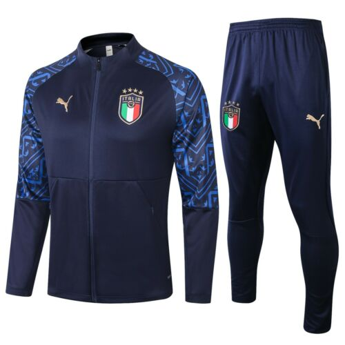 tuta calcio italia 2020 2021 adulto allenamento nazionale rappresentanza