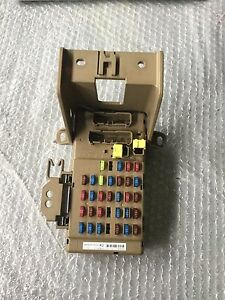 2013 subaru impreza fuse box 82201fj010 m2 oem ebay rh ebay com  2013 subaru impreza fuse box