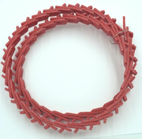 12 mm wide  For Lathe Milling Machine etc 1 metre A Section Linked Drive Belt
