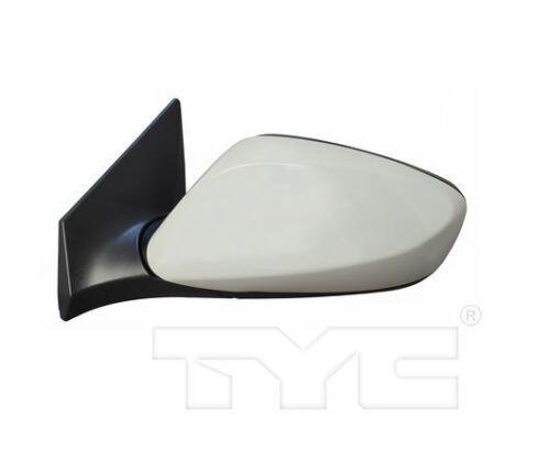 w//o Heat w//o Signal 2014-2016 Models TYC Left Mirror for Hyundai Elantra Power