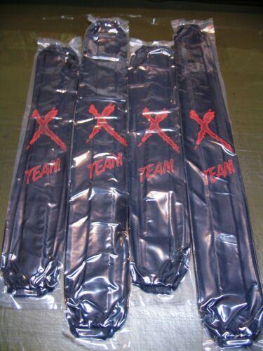 XTEAM SET DE 4 MAVERICK CAN AM X3 SHOCK COVER,PROTECTEUR D/'AMORTISSEUR