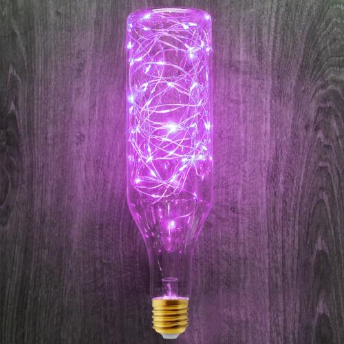 DEL bouteille Lampes unique décorative Fée Guirlande Fête Pub barres DEL Light Bulbs