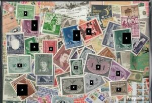 Generalgouvernement-50-verschiedene-Marken