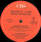 VARIOUS (NEW KIDS ON THE BLOCK / KYLIE MINOGUE / DONN) - Special For Dee Jays 14