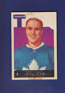 Red-Kelly-1962-63-Parkhurst-Hockey-5-POOR