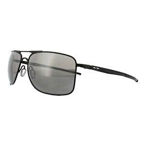 ad306b3c063b3 Oakley Sunglasses Gauge 8 L OO4124-02 Matt Black Prizm Black ...