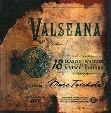 Valseana: 18 Classic Waltzes on 18 Vintage Guitars (CD, Guitar Salon Internatio…