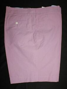 Perry-Ellis-Portfolio-Solid-Flat-Front-Men-Shorts-Many-Colors-Available-59-50