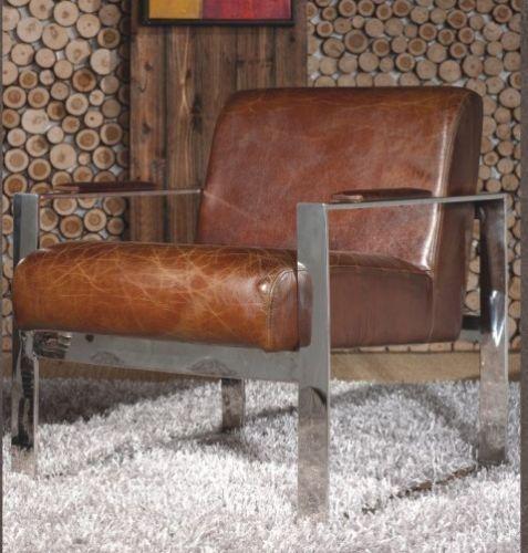 Vintage Echtleder Sessel Redhill Leder Designsessel Gunstig Kaufen