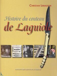 Histoire-du-couteau-de-Laguiole-livre-de-C-Lemasson