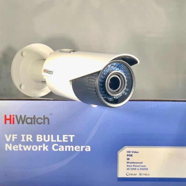 CAMARA IP HIWATCH IPC BULLET OUTDOOR DS-I236-M 1920 x 1080 Pixeles