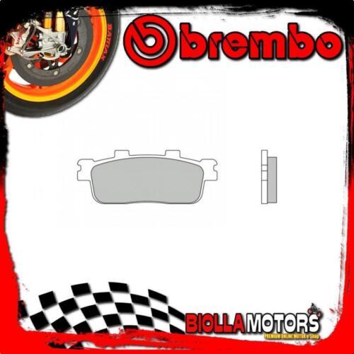 ORGANIC 07040 PASTIGLIE FRENO POSTERIORE BREMBO SYM GTS 2007-250CC