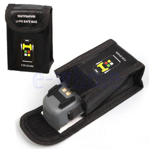 Lipo Batterie Akku Tasche Beutel Guard Safe Bag Case Pouch Für DJI Spark GE