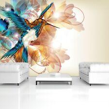 VLIES   Fototapete XXL Leuchtender Kolibri Tapete Vliestapete 15F0075880