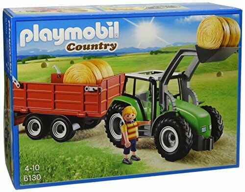 Playmobil 6130 Country Country Country Farm Large Tractor 7946b6