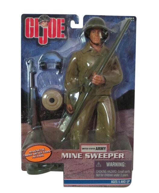 1//6 Scale-GI Joe-Action Figures Armée Mine Sweeper-Uniform Set