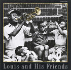 Louis and His Friends by Louis Armstrong/Louis Armstrong & His All-Stars (CD, Nov-1993, GNP/Crescendo)