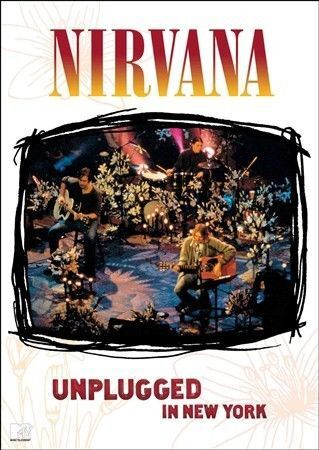 1 of 1 - Unplugged in New York by Nirvana DVD