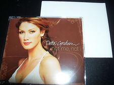 Delta Goodrem Not Me Not I Australian Limited Poster Pack CD 1 Single - Like New