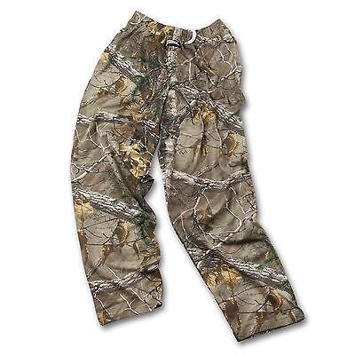 Zubaz Pants: RealTree Xtra Camo Print Jersey Zubaz Pants- New