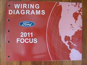 2011 ford focus electrical wiring diagram service shop. Black Bedroom Furniture Sets. Home Design Ideas