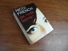 NICCI FRENCH / DE RODE KAMER /  Anthos 2012 (NL)