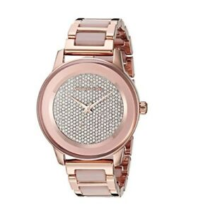 bd4f5dd50e28d Image is loading Michael-Kors-MK6432-Kinley-Rose-Gold-Wrist-Watch-