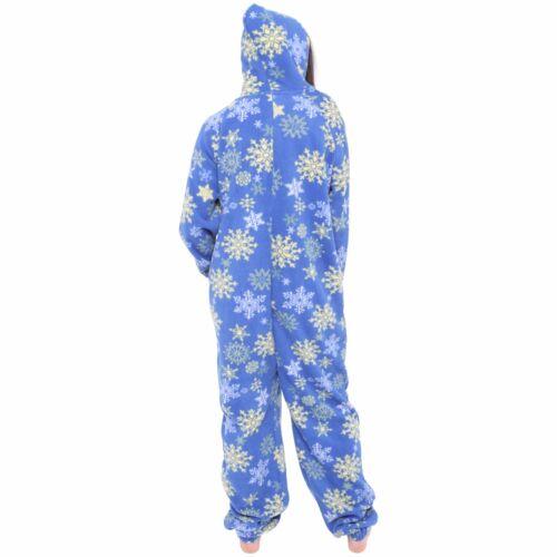 Unisex Adult Xmas Onsie Kigurumi Pyjamas Fancy Dress Onesie1 Sleepwear UK