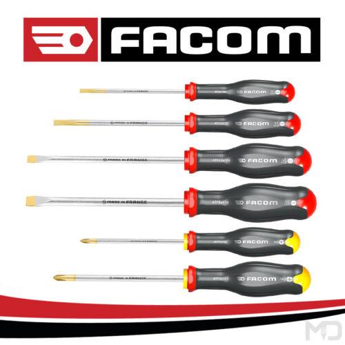 Facom Protwist Croix//tournevis plat set atp.j6pb6 PiècesNouveau neuf dans sa boîte!