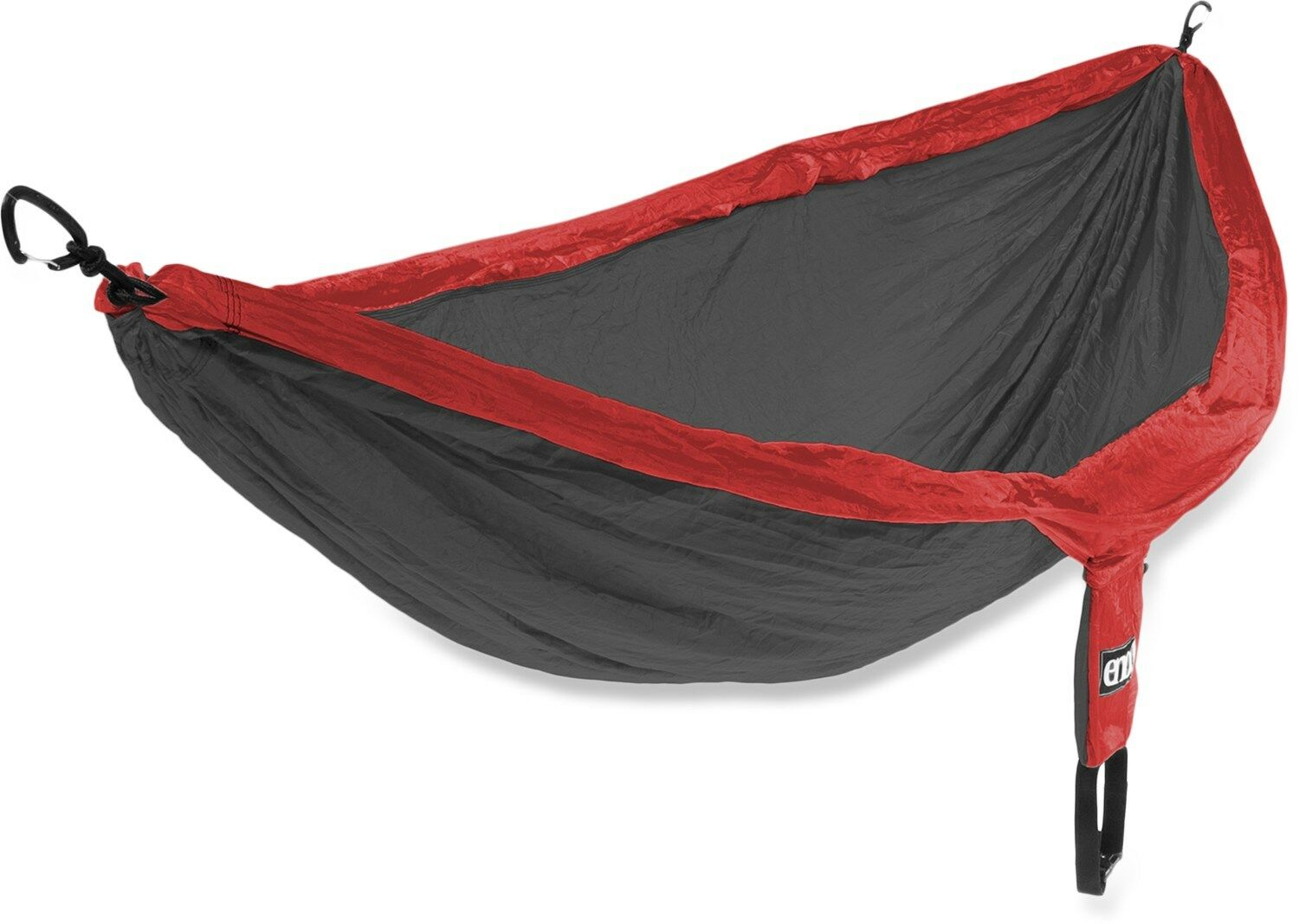 Eno Eno Eno Eagle Nest Outfitters Doublenest parachute hammock rouge/anthracite 0e572c