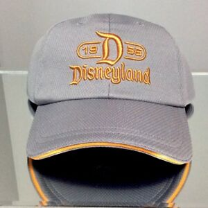 Details about Disney Parks Disneyland D 1955 Embroidered Gray and Orange Baseball  Hat Cap NWT 7d868a783b6