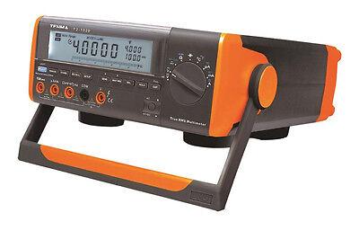 NEW TENMA True RMS Bench-top Digital Multimeter. LCD display. Tester. Tool. USB