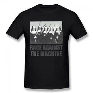 New-Rage-Against-The-Machine-Cotton-Man-T-Shirt