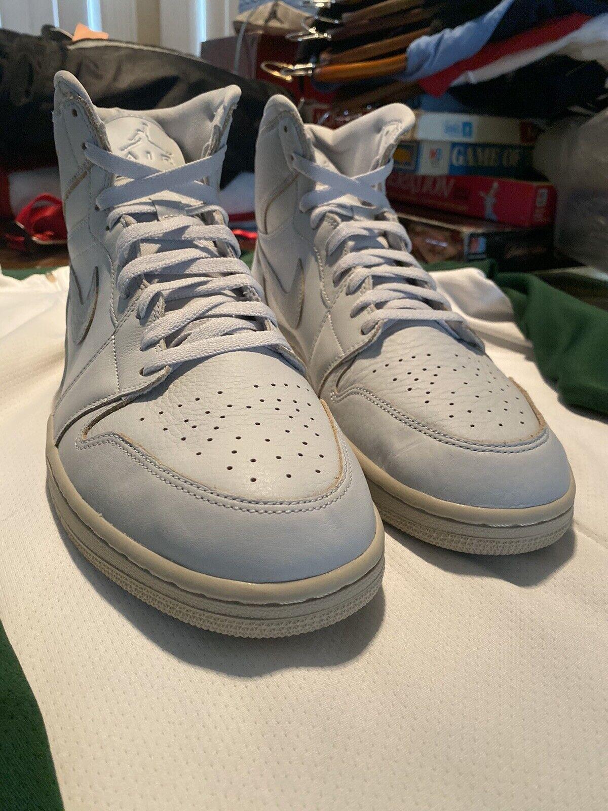 Nike Air Jordan 1 Retro High PRM Pure
