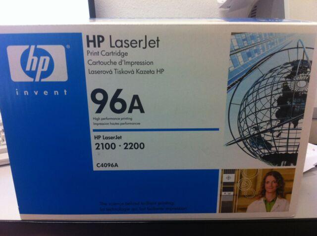 original HP C4096A 96A  2100 2200 CanonLBP-470  LBP-1000 neu C