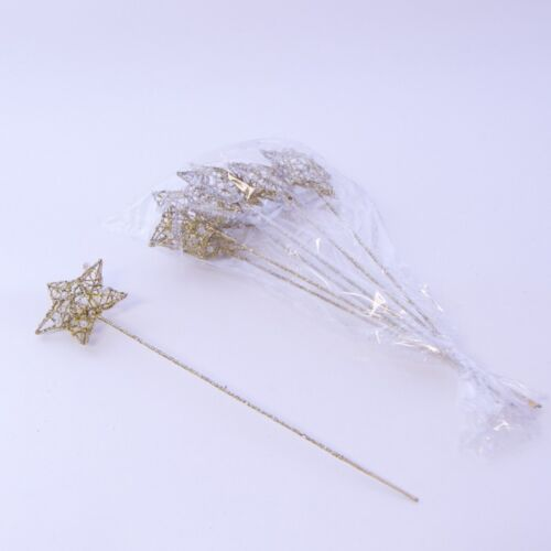 OASIS® Star Wand Designs for children x 6 in Gold sku 42-00161