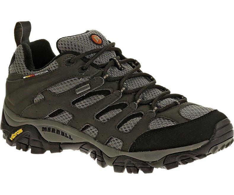 Merrell Moab GTX Men, más ligero trekking zapato para caballeros, Goretex